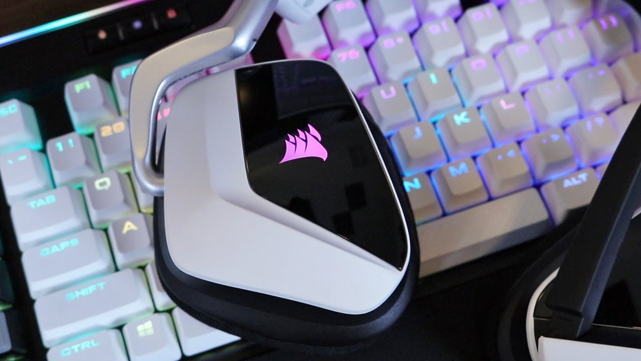 corsair void pro rgb wireless gaming headset review and. Black Bedroom Furniture Sets. Home Design Ideas