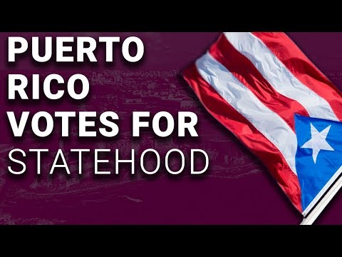 Puerto Rico Votes to Become a State