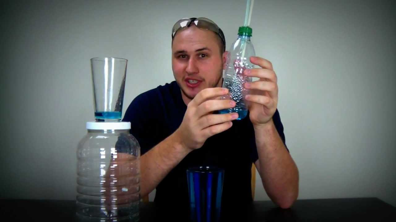 Siphon Water Pump Experiment Youtube