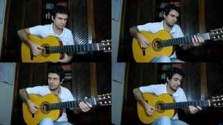 Carmina Burana (Fortune Plango Vulnera) - Fingerstyle Guitar (Marcos Kaiser) #3