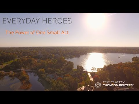 Thomson Reuters CLEAR Everyday Heroes: Cendrowski Corporate Advisors