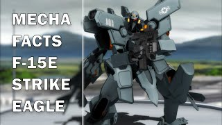 Mecha Facts Episode 14: F-15E Strike Eagle (from Muv-Luv)
