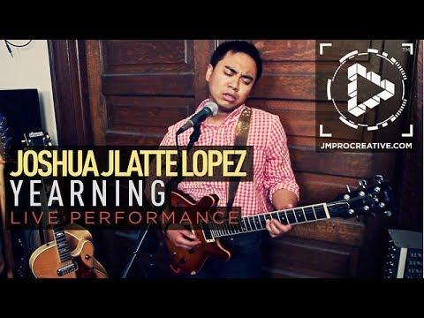 Donell Jones - Yearning (Live Studio Band Cover) - Joshua Jlatte Lopez