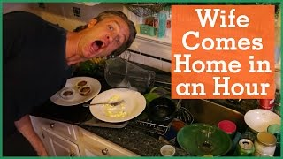 My Wife Comes Home in an Hour - a true story