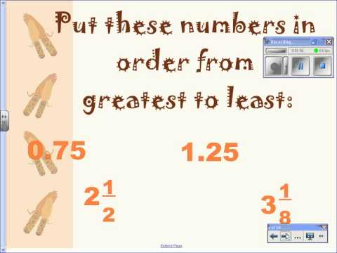 Compare Rational Numbers (with videos, worksheets, games & activities)