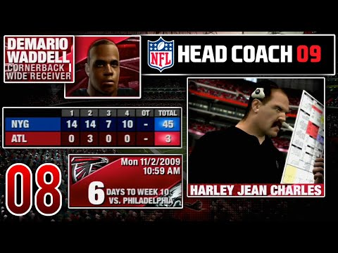 We Really Need To Win This Game... - NFL Head Coach 09 Career Mode   Ep.8