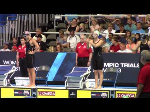 Mallory Korenwinder competes at 2016 Olympic Trials