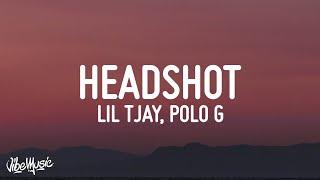 Lil Tjay - Headshot (Lyrics) ft. Polo G & Fivio Foreign