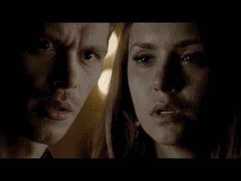 The Vampire Diaries - Клаус спасает Елену