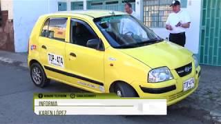 Pida ahora su servicio de taxi las 24 horas desde su celular