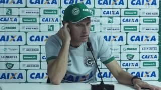 Silvio Criciúma fala sobre derrota para o Vila Nova no Serra Dourada