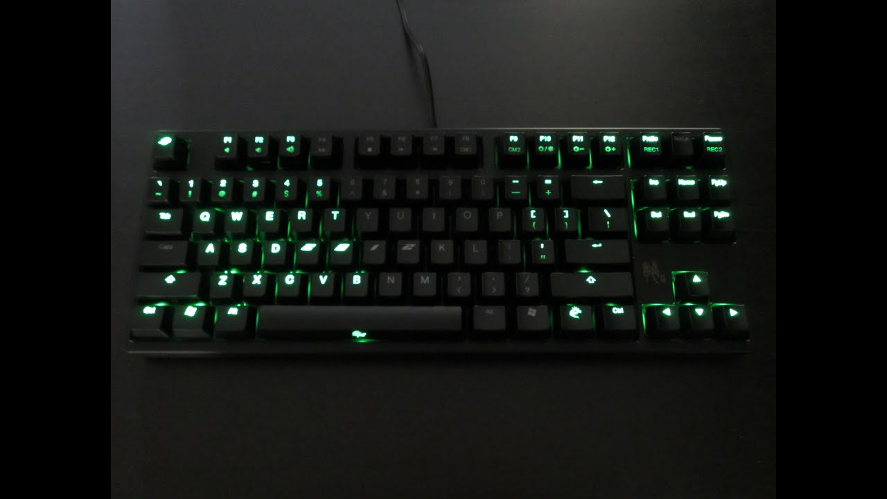 ducky yotd review limited edition mechanical keyboard youtube