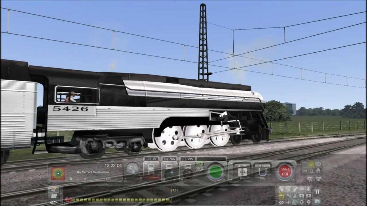 Train Simulator 2014 Hd New York Central J3a Hudson 90 Mph Speed
