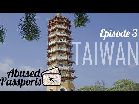 VLOG | E03 | Taichung, Sun Moon Lake & Alishan, Taiwan | Chasing Sunrises