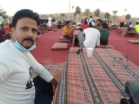 Dubai tour 2020 | Desert Safari | Belly Dance / Raja Faisal from UK