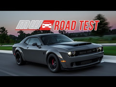 2018 Dodge Challenger SRT Demon | Road Test