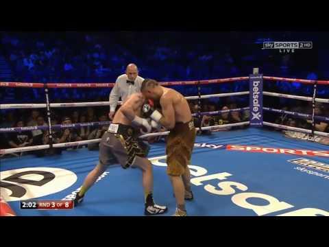Frankie Gavin Vs Lion Garrido Full Fight