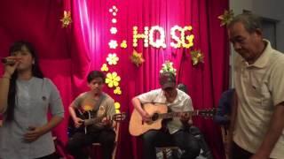 Hai Mùa Mưa- [ Thuý An]- guitarist Sang Huỳnh ft anh Vũ- Tân Bo