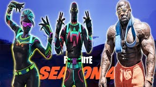 *NEW SKINS* // #1 BODYBUILDER FORTNITE PLAYER//PS4 PRO | Kali Muscle