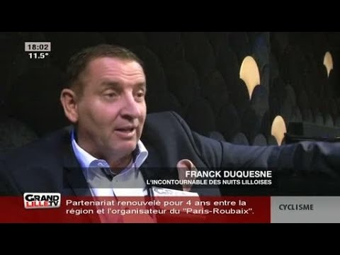 franck duquesne ouvre un nouveau club lille youtube. Black Bedroom Furniture Sets. Home Design Ideas