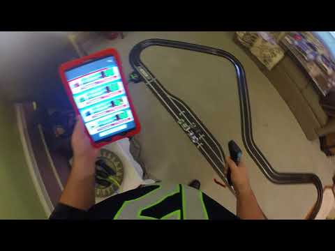 Scalextric ARC Pro hand-on