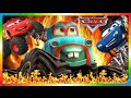 CARS ESPAÑOL - MONSTER MATE TRUCK - Película Niños - Movie + El Rayo McQueen ( 1 2 3 Monstertrucks )
