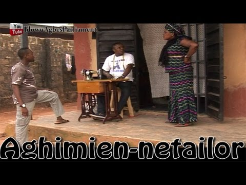 Latest Edo Comedy Movie Snippets from AghimienNetailor Akobeghian vs Amen Greg vs Mama Precious