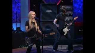 Video Avril Lavigne - He Wasn't (Ellen DeGeneres Show 02/11/2005) download MP3, 3GP, MP4, WEBM, AVI, FLV Agustus 2018