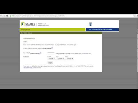 how-to-login-to-ubc's-real-estate-or-mortgage-licensing-course---sauder-school-of-business