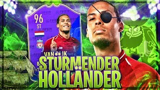 FIFA 19 : Van Dijk POTY vs TOTS Stürmer SQUAD BUILDER BATTLE 😱🔥