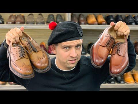 Обувь CHEANEY - лучше, чем LOAKE