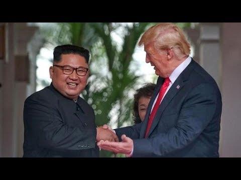 Trump Is Jealous Of Kim Jong Un's Absolute Grip On Power