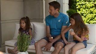 Daniel Nestor relishing family life as tennis career comes to a end