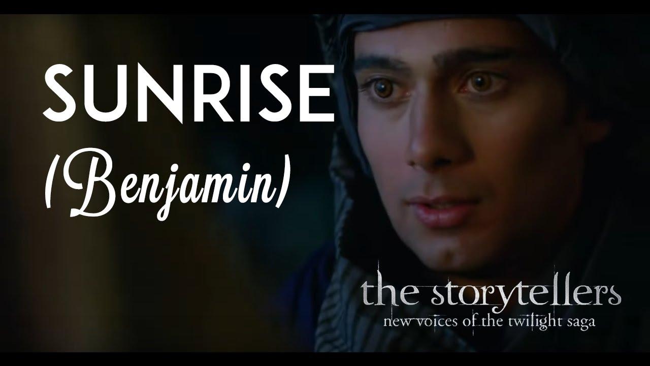 Sunrise (Benjamin) - Storytellers: Twilight Saga - Sub. Español ...
