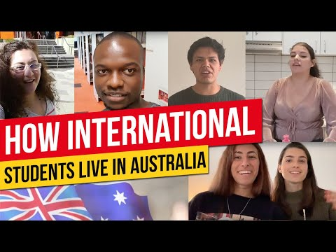 AUSTRALIAN STUDENT VISA | How International Students Live In Australia