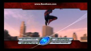 Spider Man 2002 DVD menu