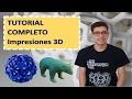 😁Guía  - ¿Qué es una Impresora 3D ?   Parte  1