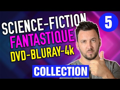 Ma collection de DVD/BLURAY (partie 5 - 5000 ABONNES)