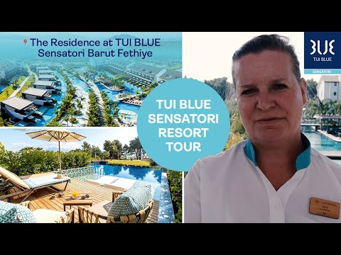 The Residence at TUI SENSATORI Barut Fethiye   Resort Tour
