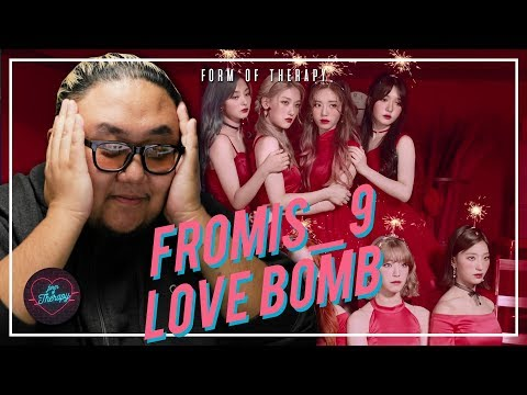 "Producer Reacts to fromis_9 ""LOVE BOMB"""