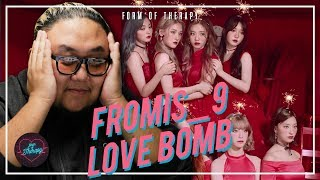 """Producer Reacts to fromis_9 """"LOVE BOMB"""""""