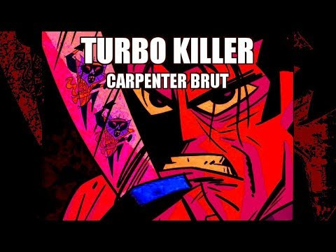 [AMV/CMV] Samurai Jack - Turbo Killer - Carpenter Brut