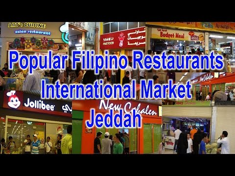 PINOY OFW EXPATS WHAT Popular Filipino Restaurants in Jeddah Int