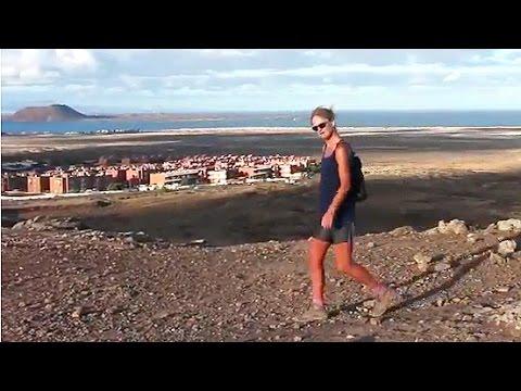 Fuerteventura Mirador de Lobos and surrounds September 2015
