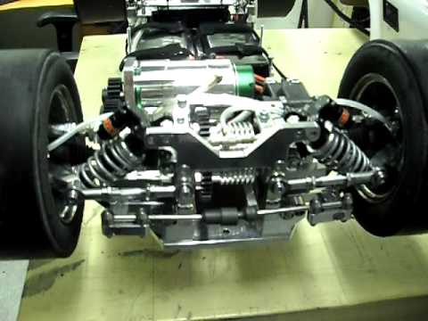 quarterscale AC Cobra part1.AVI
