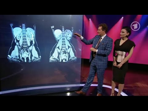 MRI SCANS IN A CORSET: RESULTS | Lucy's Corsetry