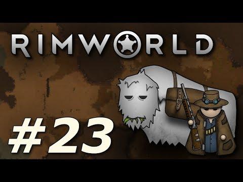 Rimworld (Alpha 17 Modded) - Banshee's Pass (Part 23)