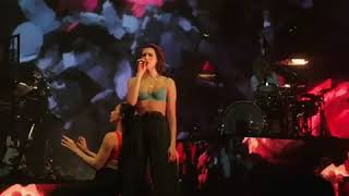Dua Lipa live Glasgow no goodbyes