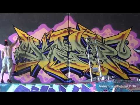 Graffiti - Real Time - YesB, Naks, Keep6