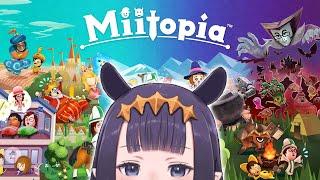 【Miitopia】 Making Mii-ni HoloEN!!!
